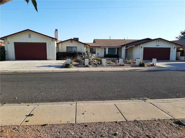 1814 Davis Avenue, Kingman, AZ 86401 (MLS #986076) :: The Lander Team