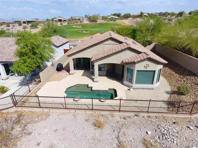 2932 Esmerelda Drive, Bullhead, AZ 86429 (MLS #986123) :: The Lander Team