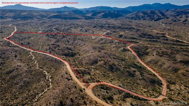 0000 E Big Elk Drive, Kingman, AZ 86401 (MLS #986134) :: The Lander Team