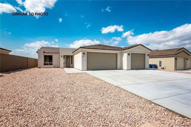 6102 S Scorpion Lane, Fort Mohave, AZ 86426 (MLS #986156) :: The Lander Team
