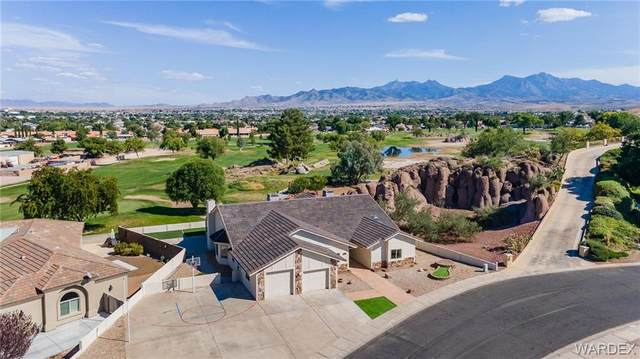 490 Greenway Drive, Kingman, AZ 86401 (MLS #986209) :: The Lander Team