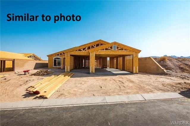 2677 Kingman Avenue, Bullhead, AZ 86429 (MLS #986213) :: The Lander Team