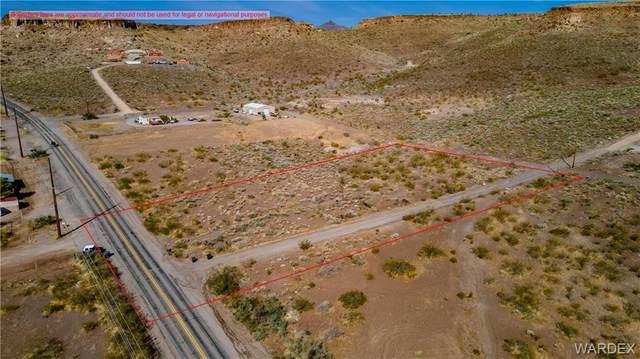 165 Anson Smith Road, Kingman, AZ 86401 (MLS #986262) :: The Lander Team
