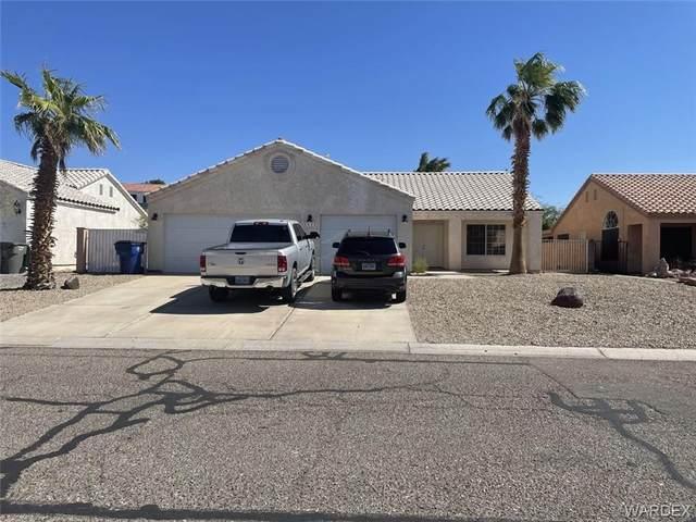 4438 S Sharp Drive, Fort Mohave, AZ 86426 (MLS #986278) :: The Lander Team