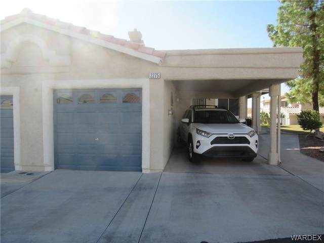 2275 Camel Mesa Drive, Laughlin (NV), NV 89029 (MLS #986307) :: The Lander Team