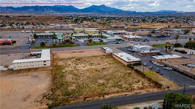 2931 E Andy Devine Avenue, Kingman, AZ 86401 (MLS #986325) :: The Lander Team