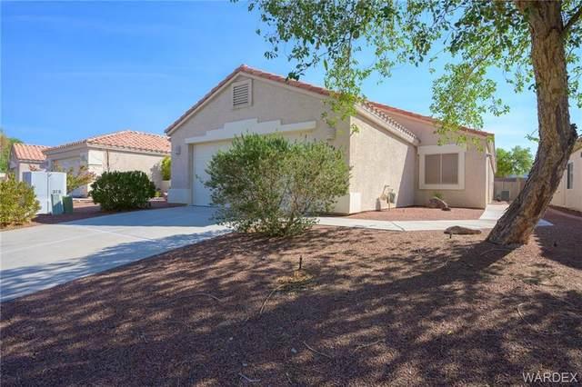 2479 Sabino Drive, Bullhead, AZ 86442 (MLS #986334) :: The Lander Team