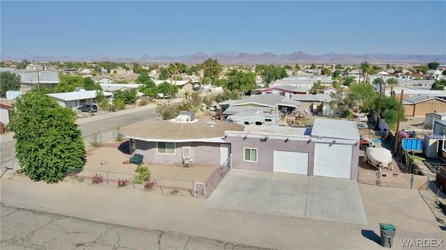 4284 S Calle Viveza, Fort Mohave, AZ 86426 (MLS #986367) :: The Lander Team