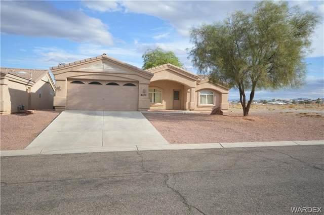2105 E Crystal Drive, Fort Mohave, AZ 86426 (MLS #986377) :: The Lander Team
