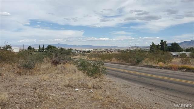 0000 Anson Smith Road, Kingman, AZ 86401 (MLS #986401) :: The Lander Team