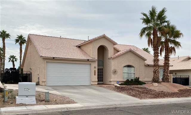 1950 E Clear Lake Drive, Fort Mohave, AZ 86426 (MLS #986426) :: The Lander Team