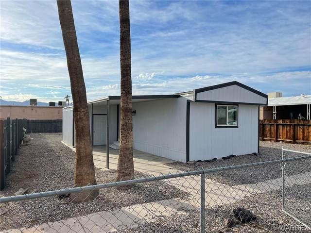 4459 S Calle Viveza, Fort Mohave, AZ 86426 (MLS #986430) :: The Lander Team