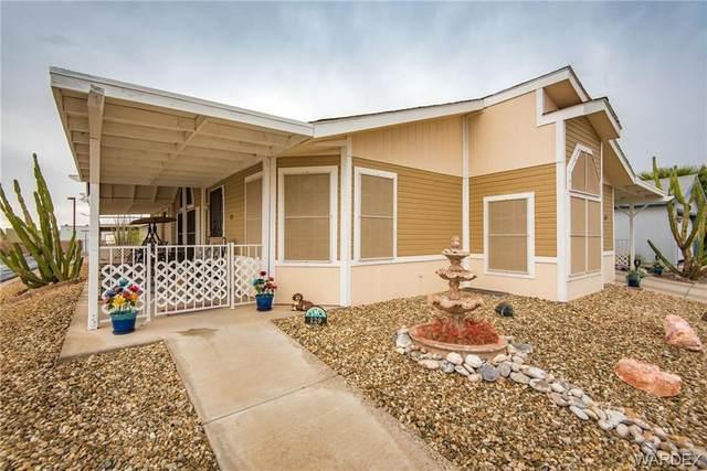 1545 El Rodeo Road #129, Fort Mohave, AZ 86426 (MLS #986433) :: The Lander Team