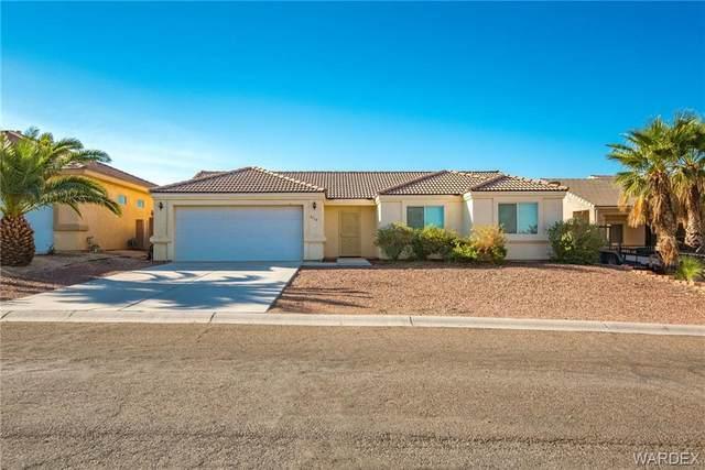2134 E Jamie Road, Fort Mohave, AZ 86426 (MLS #986436) :: The Lander Team