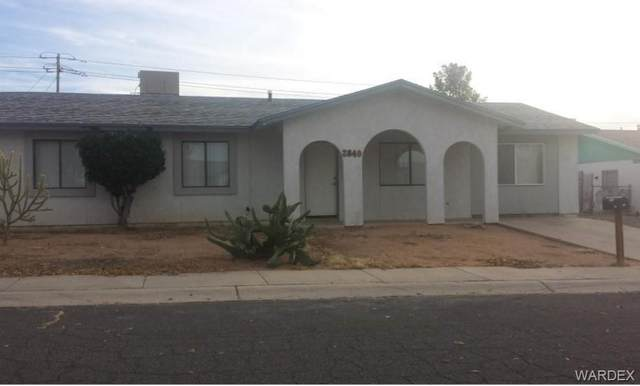 2840 Marlene Avenue, Kingman, AZ 86401 (MLS #986451) :: The Lander Team