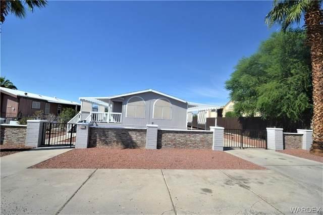 4291 S Calle Viveza, Fort Mohave, AZ 86426 (MLS #986453) :: The Lander Team