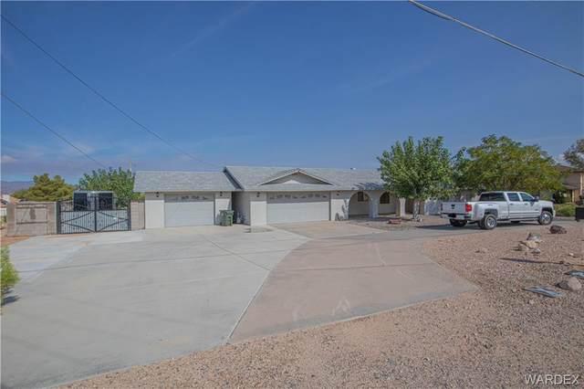 3747 Dakota Road, Kingman, AZ 86401 (MLS #986456) :: The Lander Team