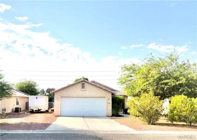 1622 E Alcazar Way, Fort Mohave, AZ 86426 (MLS #986470) :: The Lander Team