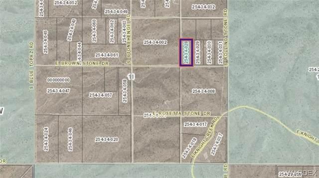 000 Brownstone Drive, Kingman, AZ 86401 (MLS #986473) :: The Lander Team