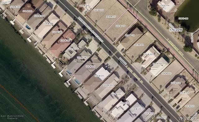 10702 River Terrace Drive, Mohave Valley, AZ 86440 (MLS #986517) :: The Lander Team