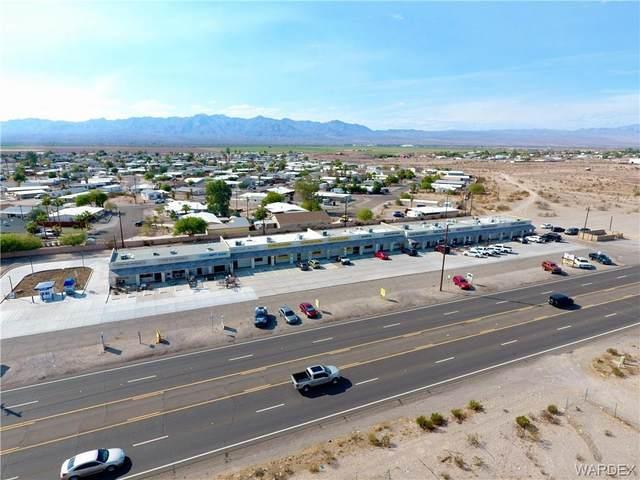5575-5599 S Highway 95, Fort Mohave, AZ 86426 (MLS #986538) :: The Lander Team