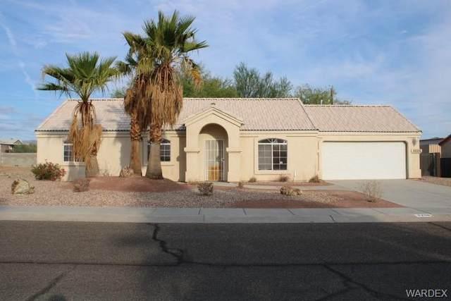 5206 S Desert Sands Drive, Fort Mohave, AZ 86426 (MLS #986562) :: The Lander Team