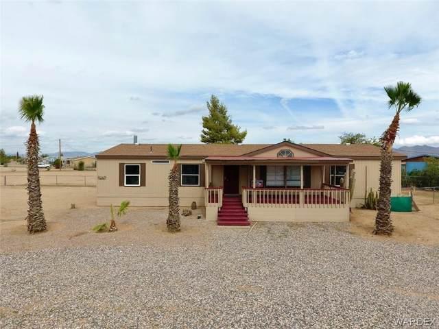 6389 W Supai Drive, Golden Valley, AZ 86413 (MLS #986564) :: The Lander Team