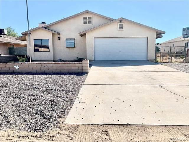4393 \ S El Toro Drive, Fort Mohave, AZ 86426 (MLS #986570) :: The Lander Team