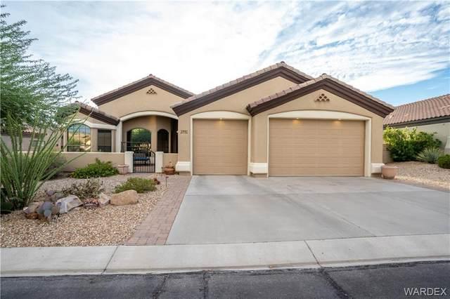 2751 Sidewheel Drive, Bullhead, AZ 86429 (MLS #986572) :: The Lander Team
