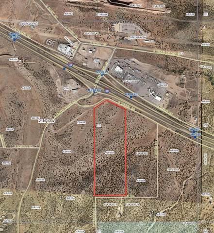 000 E Dubois Drive, Kingman, AZ 86401 (MLS #986596) :: The Lander Team