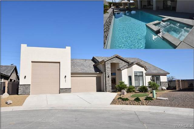 1493 E Columbia Way, Fort Mohave, AZ 86426 (MLS #986598) :: The Lander Team