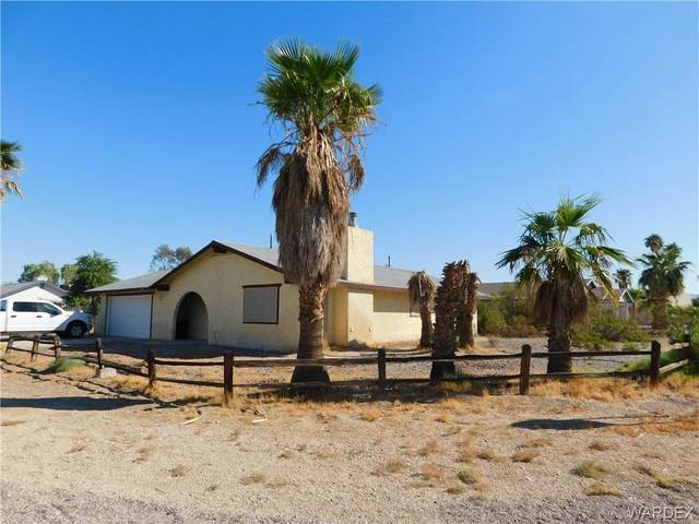 5698 S Stony Drive, Fort Mohave, AZ 86426 (MLS #986619) :: The Lander Team