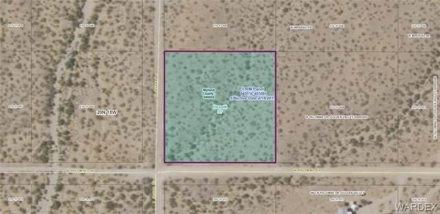 000 W Palomine Drive, Golden Valley, AZ 86413 (MLS #986634) :: The Lander Team