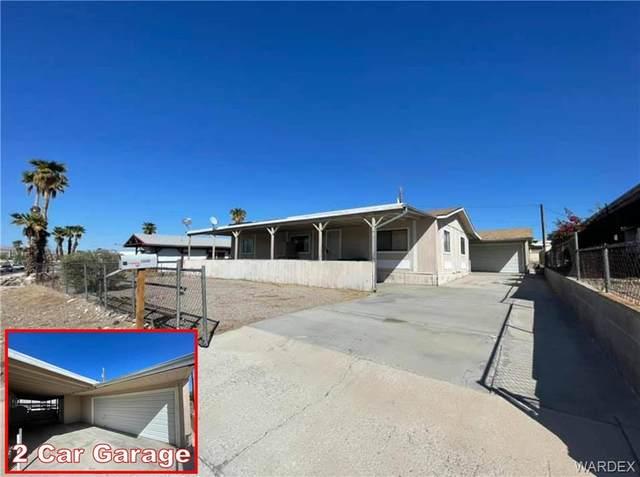 1644 Palma Road, Bullhead, AZ 86442 (MLS #986669) :: The Lander Team