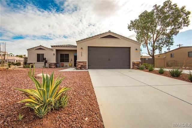 588 Tamerack Street, Bullhead, AZ 86429 (MLS #986690) :: The Lander Team