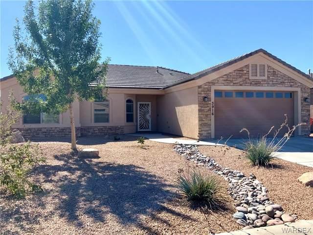 3916 Mcvicar Avenue, Kingman, AZ 86409 (MLS #986712) :: The Lander Team