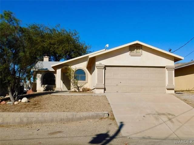 1436 Paradise Lane, Bullhead, AZ 86442 (MLS #986714) :: The Lander Team
