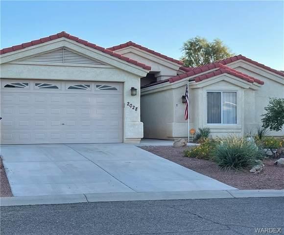 2028 E Desert Lakes Drive, Fort Mohave, AZ 86426 (MLS #986722) :: The Lander Team