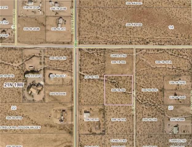 0000 Canelo Road, Golden Valley, AZ 86413 (MLS #986735) :: The Lander Team