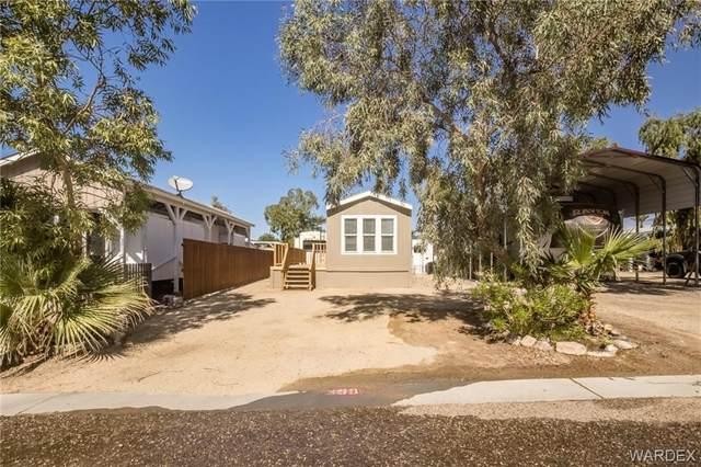 1600 Silver Creek Road #399, Bullhead, AZ 86442 (MLS #986743) :: The Lander Team