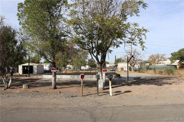 3951 E Ryan Avenue, Kingman, AZ 86409 (MLS #986927) :: The Lander Team
