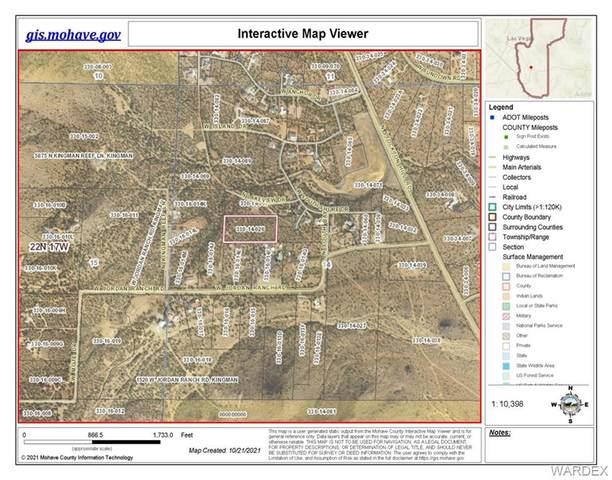 0000 Jordan Ranch Road, Kingman, AZ 86409 (MLS #986956) :: The Lander Team