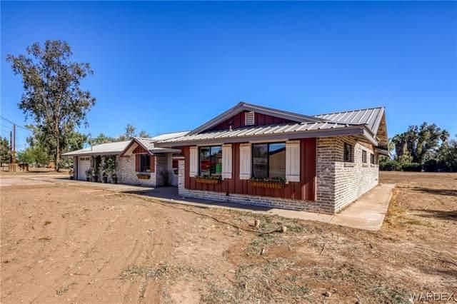 1765 E Poplar Drive, Mohave Valley, AZ 86440 (MLS #987112) :: The Lander Team