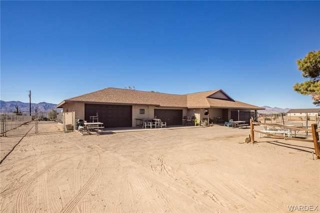 4457 S Wise Road, Fort Mohave, AZ 86426 (MLS #987133) :: The Lander Team