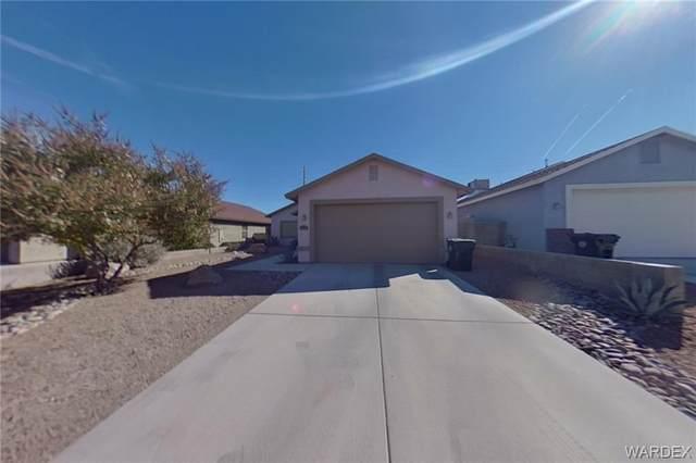 3370 N Sage Street, Kingman, AZ 86401 (MLS #987134) :: The Lander Team