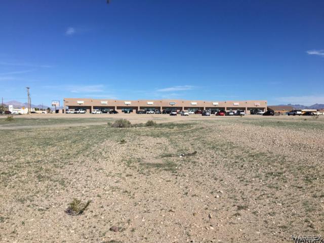 3948 S Frontage Road, Bullhead, AZ 86442 (MLS #926695) :: The Lander Team