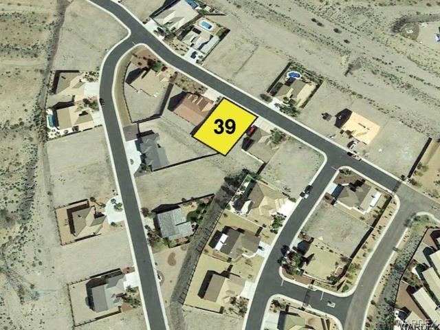 981 Desert Nights Lane, Bullhead, AZ 86429 (MLS #927231) :: The Lander Team