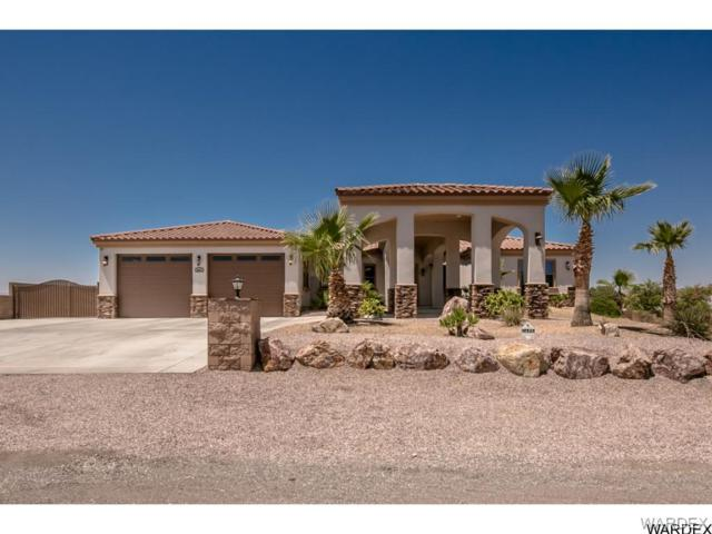2521 Rolling Hills Road, Bullhead, AZ 86442 (MLS #927777) :: The Lander Team