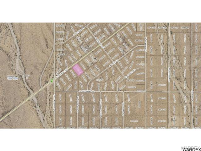 Unk Oatman Highway, Golden Valley, AZ 86413 (MLS #932321) :: The Lander Team