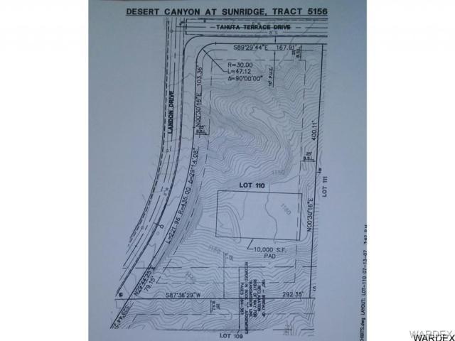 3000 Tahuta Terrace Drive, Bullhead, AZ 86429 (MLS #935358) :: The Lander Team